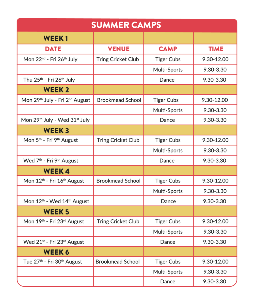 Timetable_camps